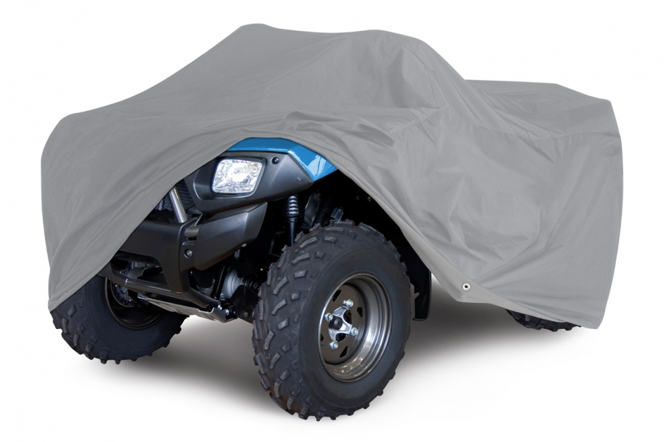 WeatherFit™ Gold ATV Cover