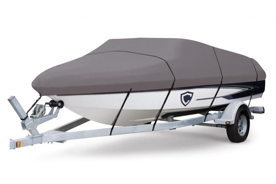 ShoreFit™ Gold 600 Boat Cover