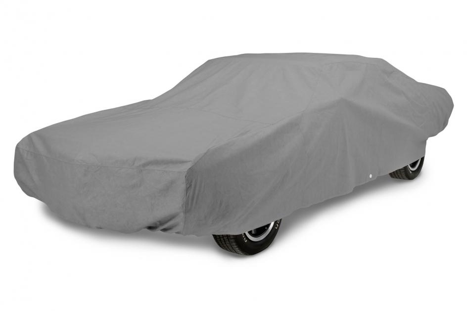 WeatherFit™ Car Cover