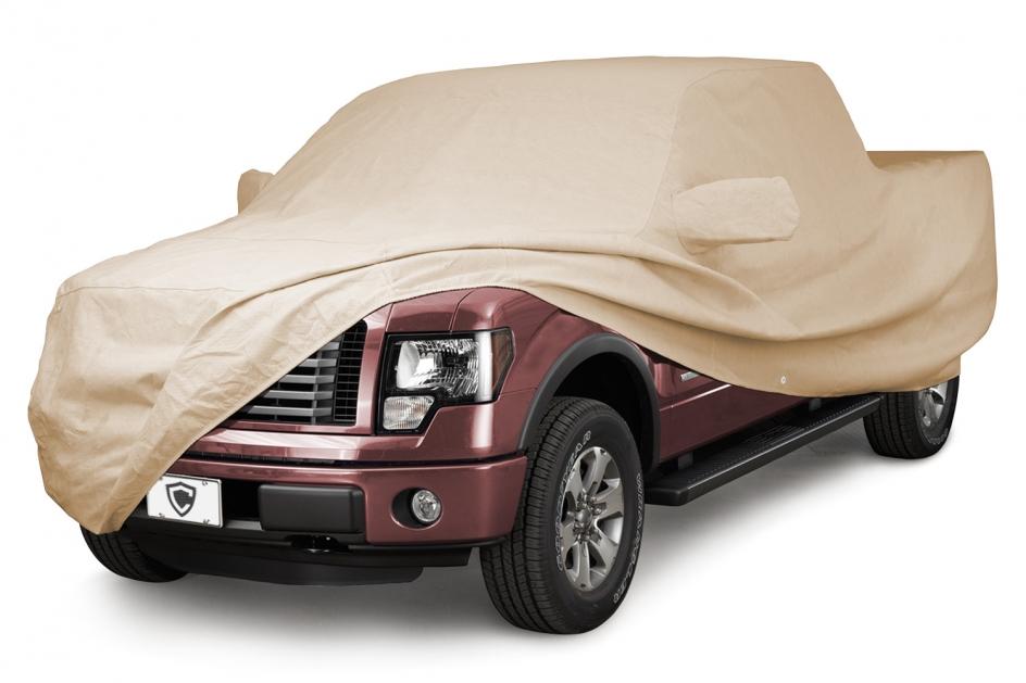 Dustop™ Truck Cover