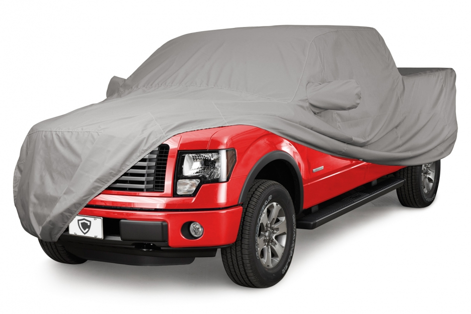 WeatherShield® HD Truck Cover