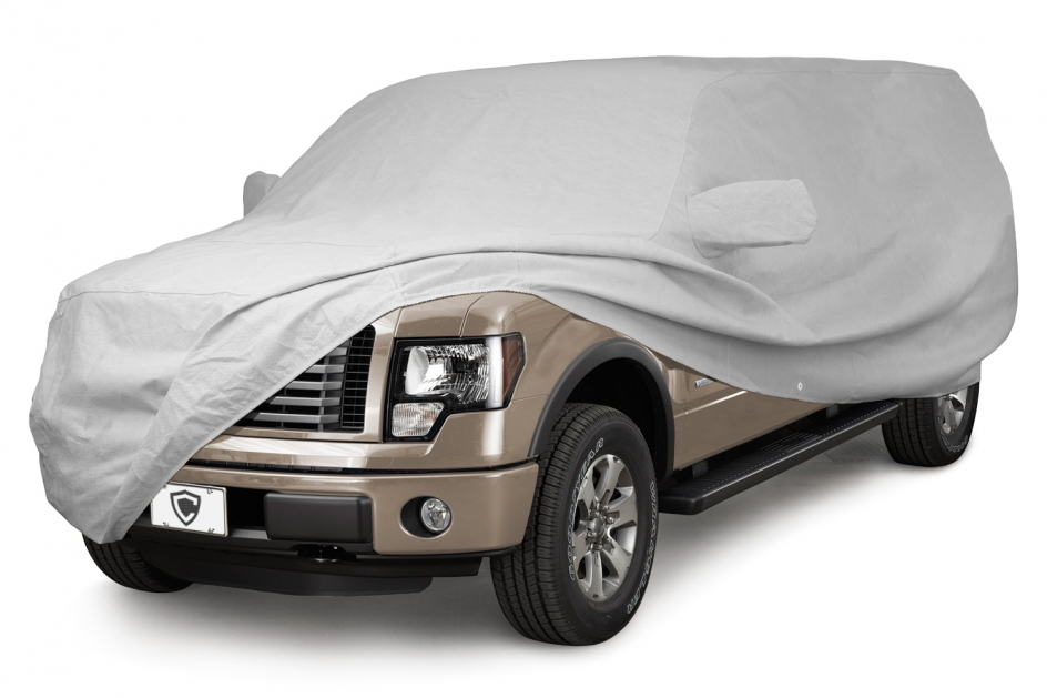 Evolution® Van Cover