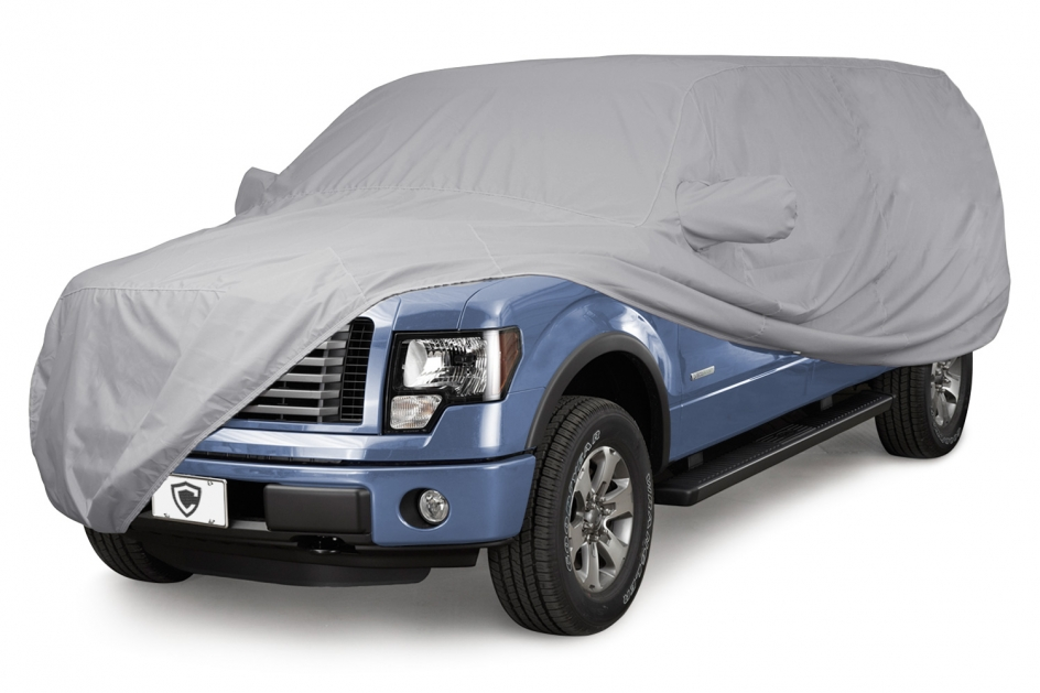 WeatherShield® HP Van Cover
