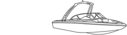 "Euro Ski Boat w/ Arch Boat Covers (Up to 22.5' Long and 96"" Wide)"
