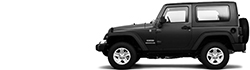 Jeep SUV Covers (Up to 204 in)