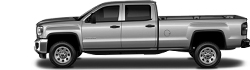 Crew Cab Long Bed Truck Covers (Up to 264 in)
