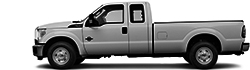 Extended Cab Long Bed Truck Covers (Up to 210 in)