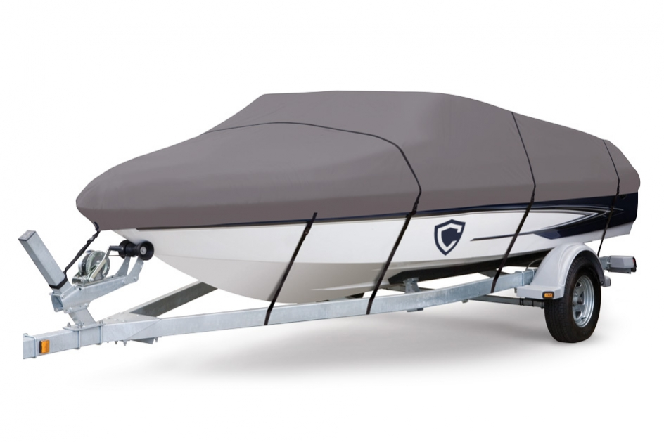 ShoreFit™ Gold 600 Boat Cover