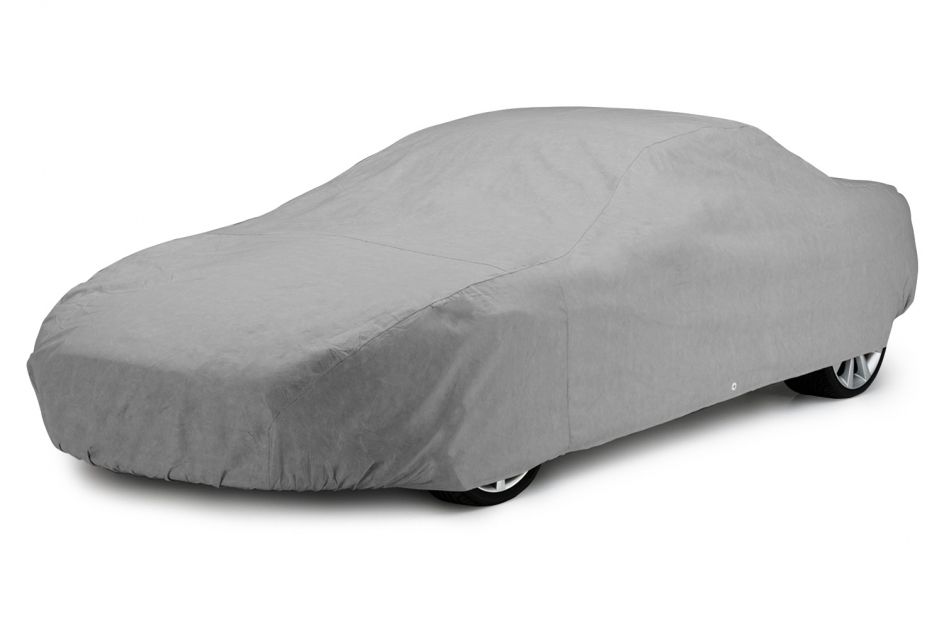 WeatherFit™ Gold Car Cover