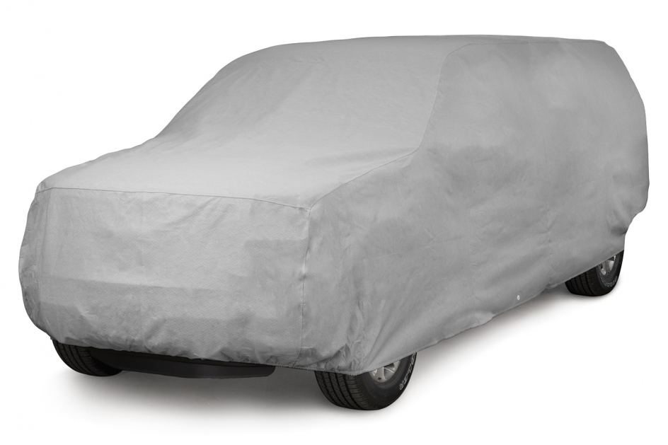 WeatherFit™ Gold SUV Cover