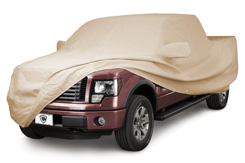 Dustop™ Truck Cover