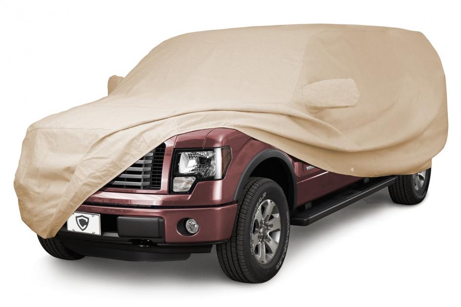 Dustop™ Van Cover