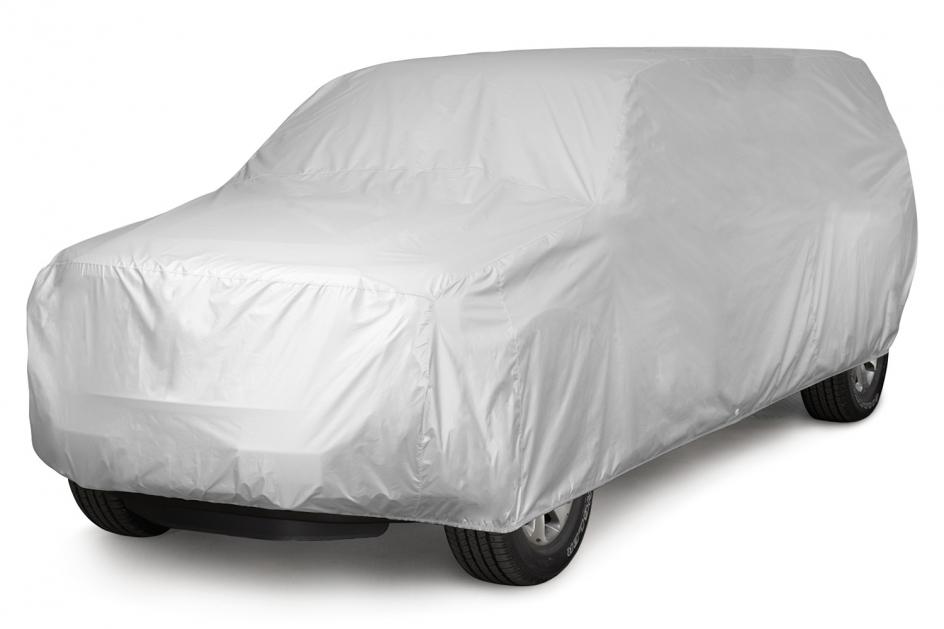 WeatherFit™ Solar-X Van Cover