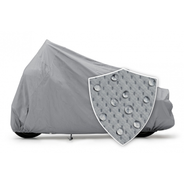 WeatherFit™ Gold Motorcycle Cover