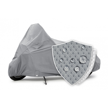 WeatherFit™ Platinum Motorcycle Cover