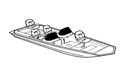Conventional Bass Boat