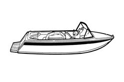 Conventional Ski Boat