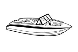 Euro Ski Boat
