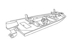 V-Shaped Jon Boat