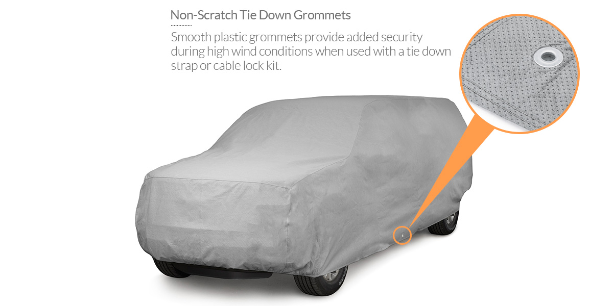 Weatherfit Platinum Suv Cover Cover Anything